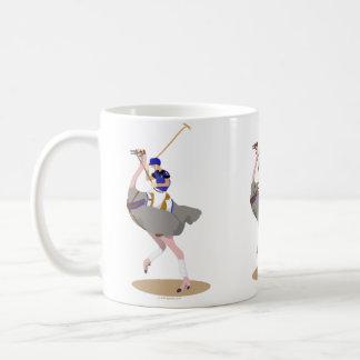 ポロのだちょう コーヒーマグカップ