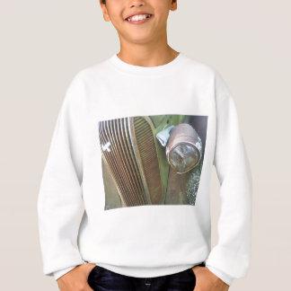 ポンティアクの格子 スウェットシャツ