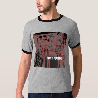 ポンティアクの酔っぱらった男性信号器T Tシャツ