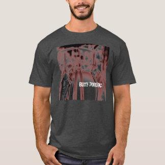 ポンティアクの酔っぱらった男性基本的なT Tシャツ