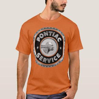 ポンティアクサービス Tシャツ
