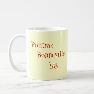 ポンティアクBonneville 「58 コーヒーマグカップ