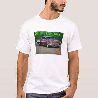 ポンティアクBonneville 「58 Tシャツ