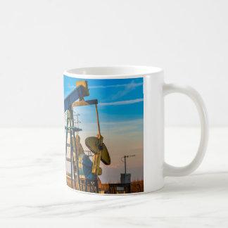 ポンプジャッキの石油およびガスの企業の飲料のマグ コーヒーマグカップ