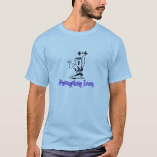 ポンプ鉄 Tシャツ