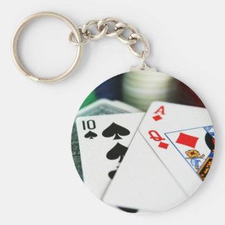 ポーカーカード キーホルダー