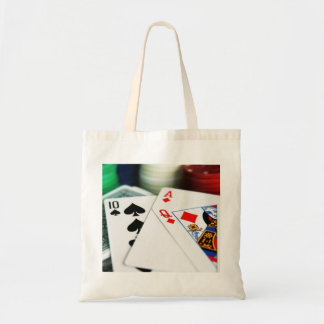 ポーカーカード トートバッグ