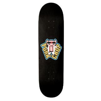 ポークチョップ スケートボード