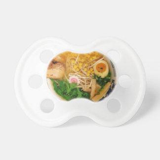 ポークラーメンのヌードル・スープ おしゃぶり