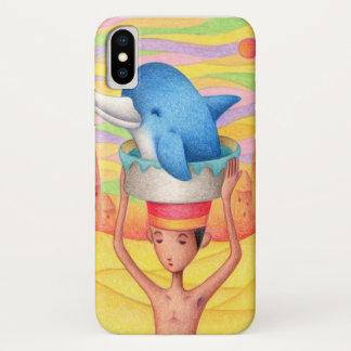ポーター iPhone X ケース