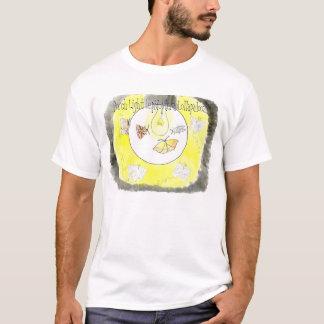 ポーチの軽いチョウ目Lollapalooza Tシャツ