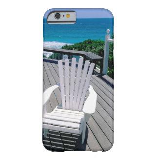 ポーチのAdironakの椅子 Barely There iPhone 6 ケース