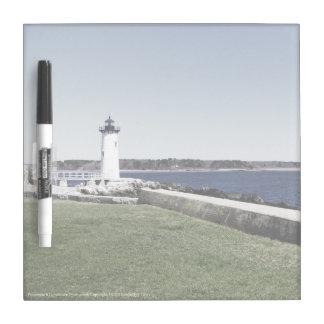ポーツマスの灯台 ホワイトボード