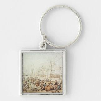 ポーツマスポイント1811年 キーホルダー