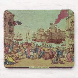 ポーツマスポイント1811年 マウスパッド
