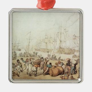 ポーツマスポイント1811年 メタルオーナメント
