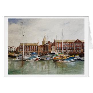 ポーツマス港 カード