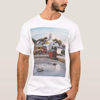 ポーツマス港、ニューハンプシャー Tシャツ