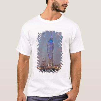 ポーツマス、ハンプシャー、イギリス Tシャツ