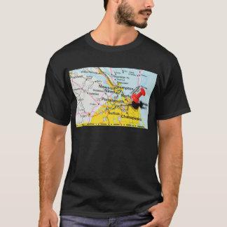 ポーツマス、ヴァージニア Tシャツ