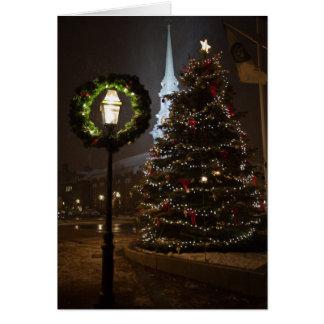 ポーツマスNHのクリスマス カード