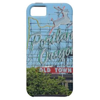 ポートランドオレゴン雄鹿の印 iPhone SE/5/5s ケース