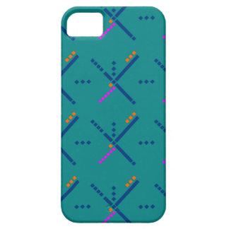 ポートランドオレゴンPDX空港カーペット iPhone SE/5/5s ケース