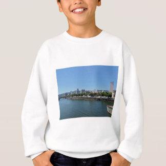 ポートランドスカイライン スウェットシャツ