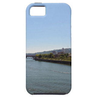 ポートランドスカイライン iPhone SE/5/5s ケース