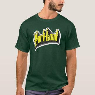 ポートランドタイポグラフィ Tシャツ