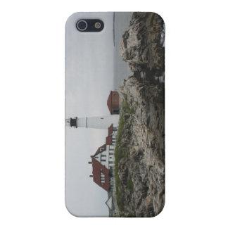 ポートランドヘッドライト2 iPhone SE/5/5sケース