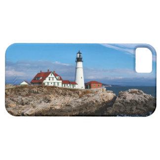 ポートランドヘッド灯台、メインのiPhone 5/5Sの場合 iPhone SE/5/5s ケース
