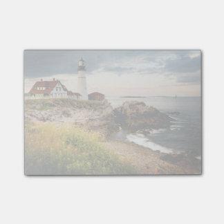 ポートランドヘッド灯台|岬エリザベスの私 ポストイット