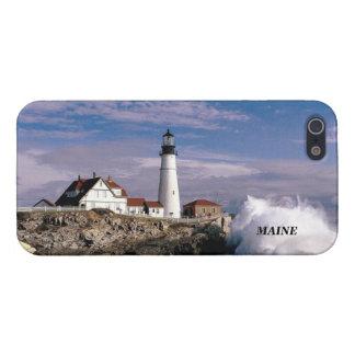 ポートランドメイン灯台 iPhone 5 カバー