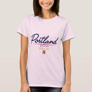 ポートランド原稿 Tシャツ