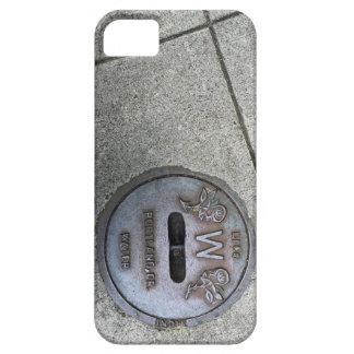 ポートランド水ハッチの電話箱 iPhone SE/5/5s ケース