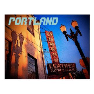 ポートランド郵便はがき ポストカード