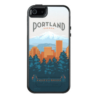ポートランド、または オッターボックスiPhone SE/5/5s ケース
