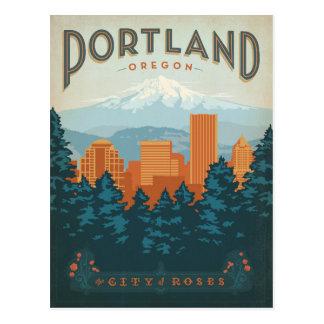 ポートランド、または ポストカード
