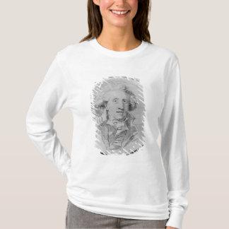 ポートレートはジーンHonore Fragonardであると推定しました Tシャツ