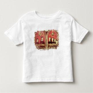 ポートレート トドラーTシャツ