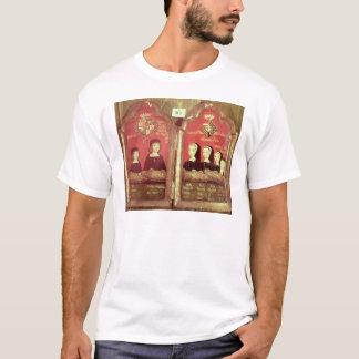 ポートレート Tシャツ