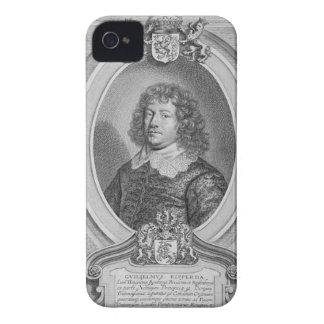 「ポートレートdes HommからのウィレムRipperda (1600-69年) Case-Mate iPhone 4 ケース