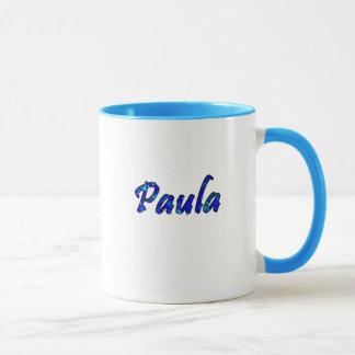 ポーラの信号器の茶マグ マグカップ