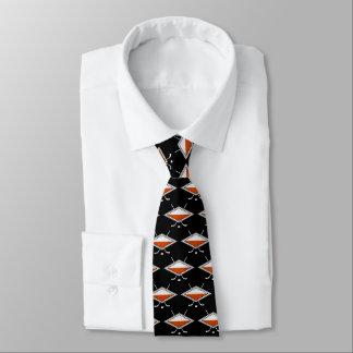 ポーランドのアイスホッケーの旗のロゴのタイ オリジナルネクタイ