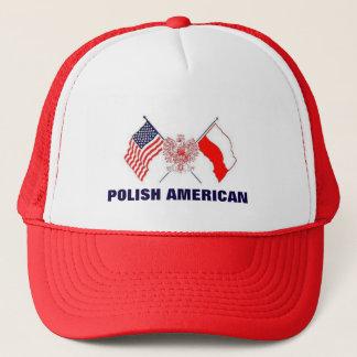 ポーランドのアメリカ人 キャップ