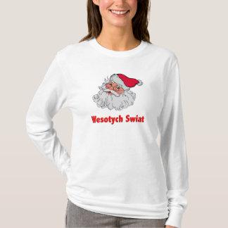 ポーランドのサンタクロース#2 Tシャツ