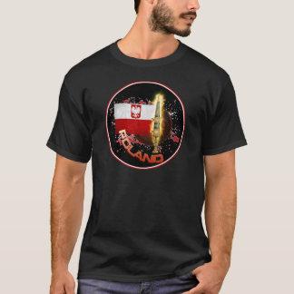 ポーランドのプライド Tシャツ