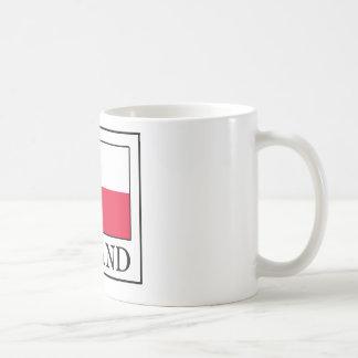 ポーランドのマグ コーヒーマグカップ