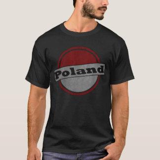 ポーランドのワイシャツ Tシャツ